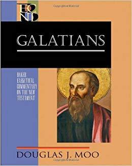 Uitleg van de Galatenbrief (Douglas J.Moo)