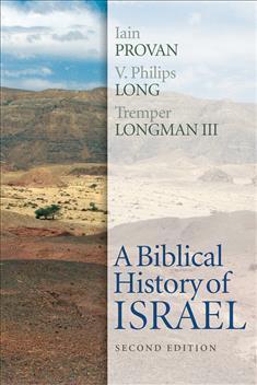 Een Bijbelse geschiedenis vanIsraël