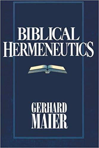 Een Bijbelse visie ophermeneutiek