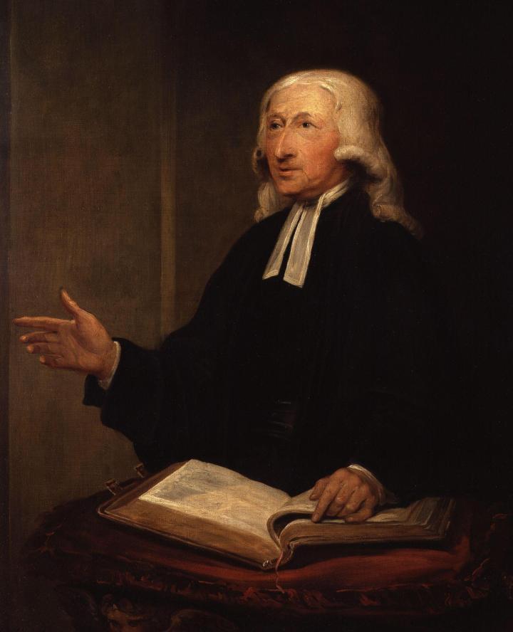Kunnen wij van John Wesley ietsleren?