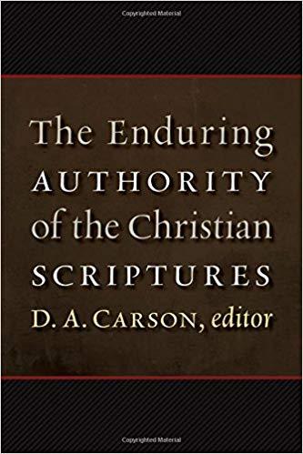Het blijvende gezag van deSchrift