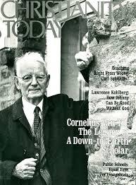 Cornelius van Til (1895-1987). Een van de edelste vertegenwoordigers van hetneocalvinisme