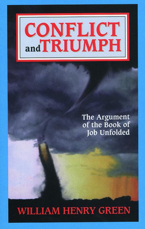 Het boek Job. Conflict enoverwinning