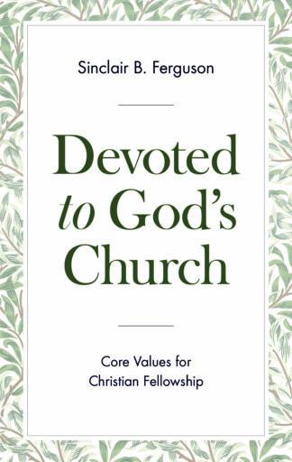 Een instructief boek over toegewijd zijn aan Godskerk