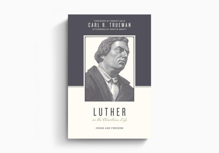 Een heel mooi boek over de theologie vanLuther